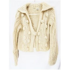 Urban Outfitters Co-operative Chunky Knit Cardigan